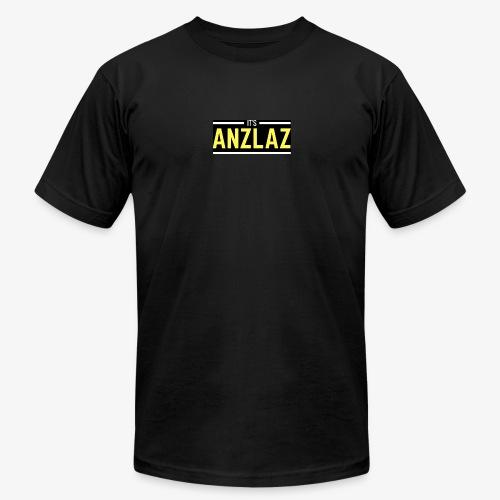 Anzlaz | Yellow Dize - Men's Fine Jersey T-Shirt