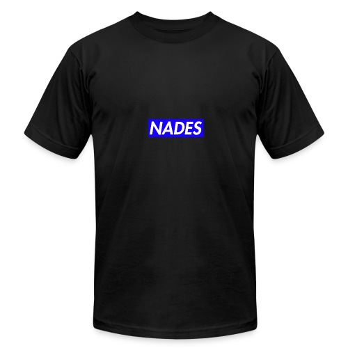 Nades Signature Merchandise - Men's Fine Jersey T-Shirt