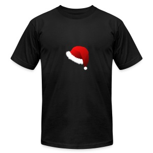 Carmaa Santa Hat Christmas Apparel - Men's Fine Jersey T-Shirt