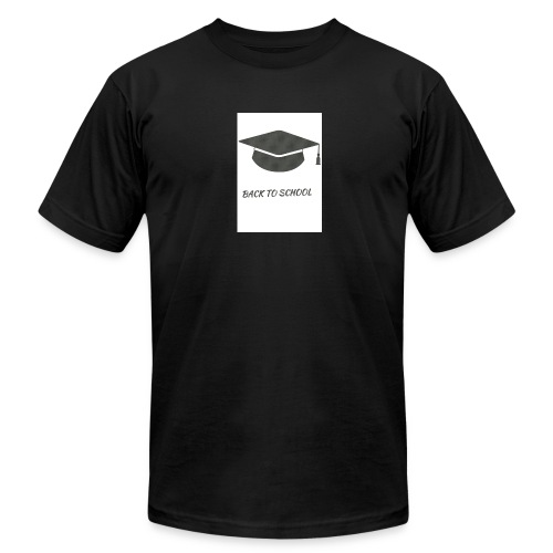 back to school - Men's Fine Jersey T-Shirt