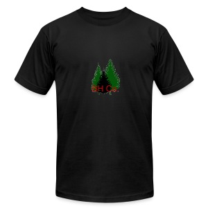 EVERGREEN LOGO - Men's Fine Jersey T-Shirt