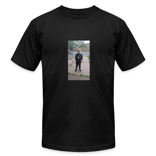 Angelo Clifford Merch - Men's Fine Jersey T-Shirt