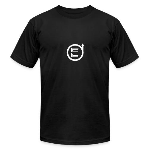 Classic Black Elevated Shirts - Men's  Jersey T-Shirt