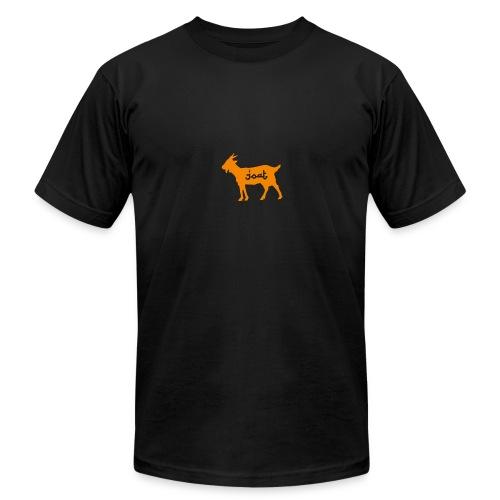 orange2 - Men's Fine Jersey T-Shirt