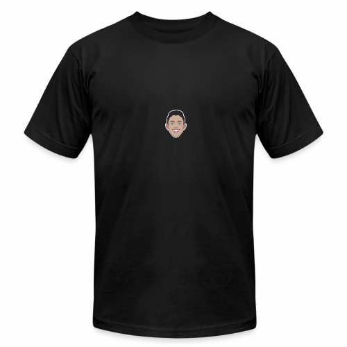 Cartoon Jake Head - Men's  Jersey T-Shirt