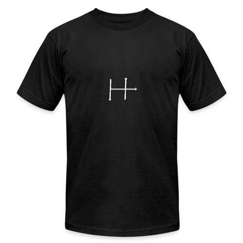 Horizonfiftytwo logo - Men's Fine Jersey T-Shirt
