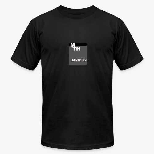 mth clothing co best in black - Men's Fine Jersey T-Shirt