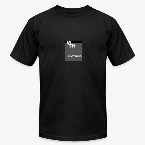 mth clothing co best in black - Men's Fine Jersey T-Shirt