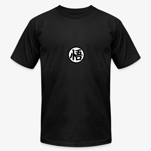 Dragonball Kanji Goku - Men's Fine Jersey T-Shirt