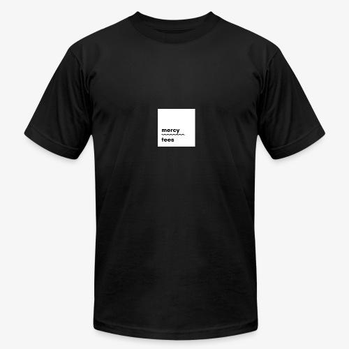 mercytees white - Men's Fine Jersey T-Shirt