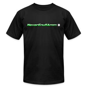 NEA Logo 2 - Men's Fine Jersey T-Shirt
