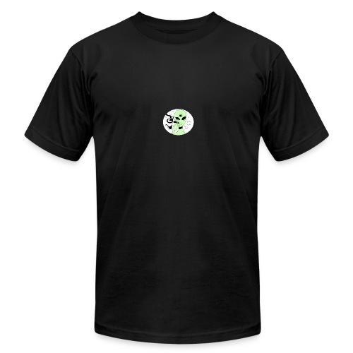 BASJAM Spaced Out - Men's Fine Jersey T-Shirt