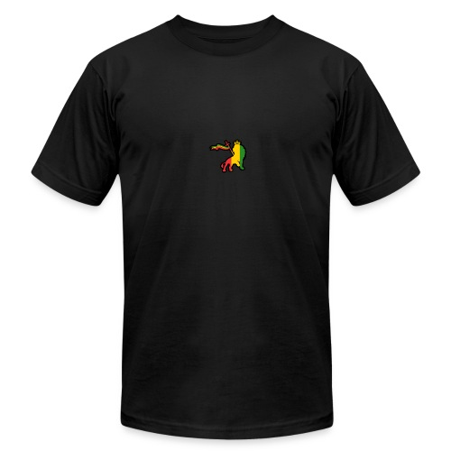 Kush Kelly Lion - Men's Fine Jersey T-Shirt
