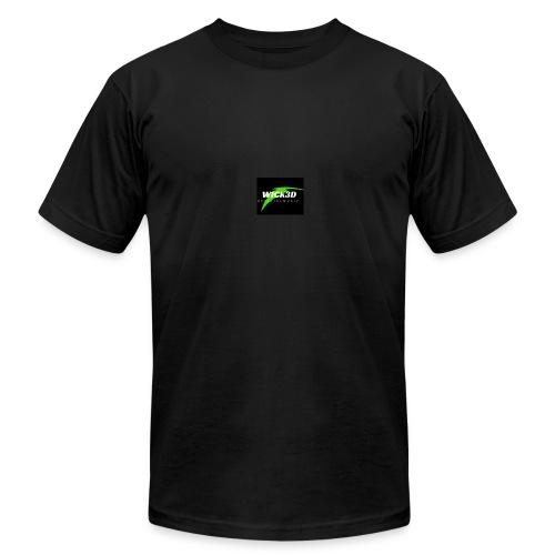 W1CK3D MUSIC - Men's Fine Jersey T-Shirt