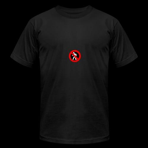 outsider brand - Men's Fine Jersey T-Shirt