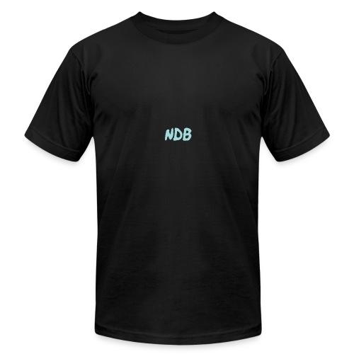 ndb - Men's Fine Jersey T-Shirt