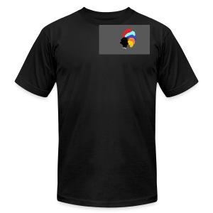 1 - Men's Fine Jersey T-Shirt