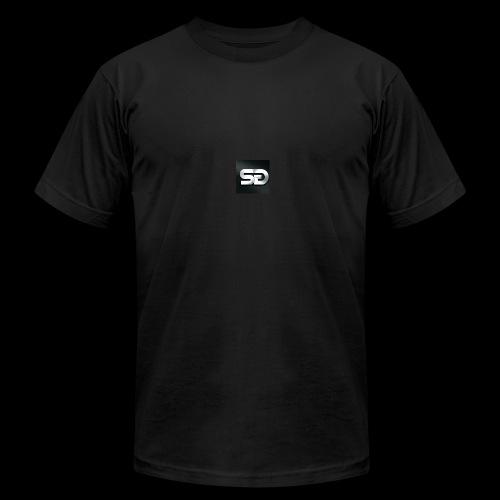 SG SKYJACKED GAMING YOUTUBER LOGO T SHIRT - Men's Fine Jersey T-Shirt