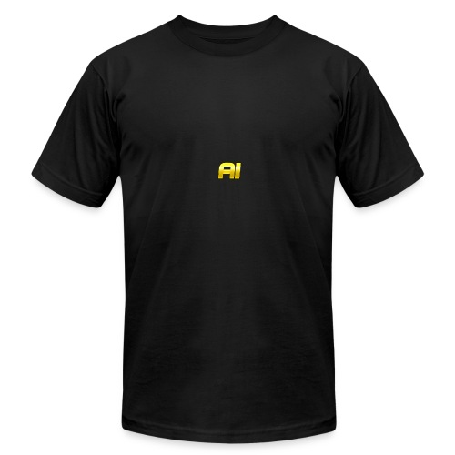 AWESOME ISAIAH LOGO - Men's Fine Jersey T-Shirt