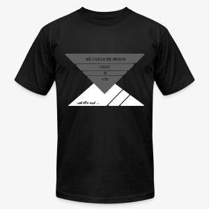 Trust In You T Shirt 100% Cotton - Men's Fine Jersey T-Shirt