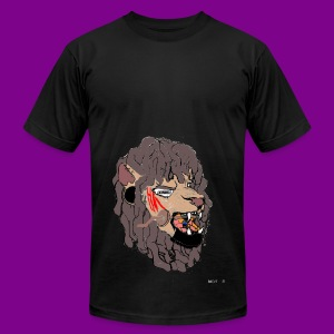 Limited Edition Colored Lionwell Lion - Men's Fine Jersey T-Shirt