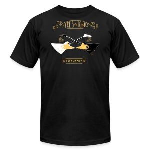 Here's to us Version #1 - Men's Fine Jersey T-Shirt