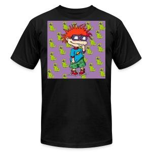 Chuckie Rugrat Tee - Men's Fine Jersey T-Shirt
