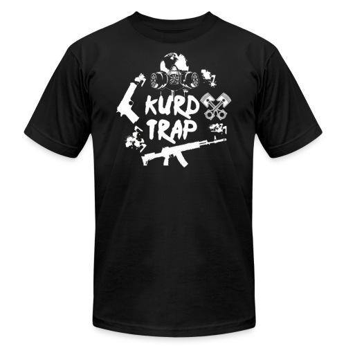KurdTrapLogo - Men's Fine Jersey T-Shirt