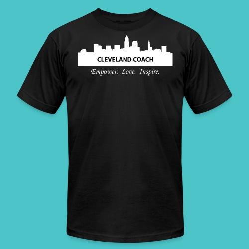 clecoach - Men's Fine Jersey T-Shirt