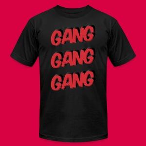 GANG GANG GANG - Men's Fine Jersey T-Shirt
