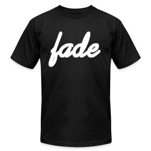 Fade Official Cursive - Men's Fine Jersey T-Shirt