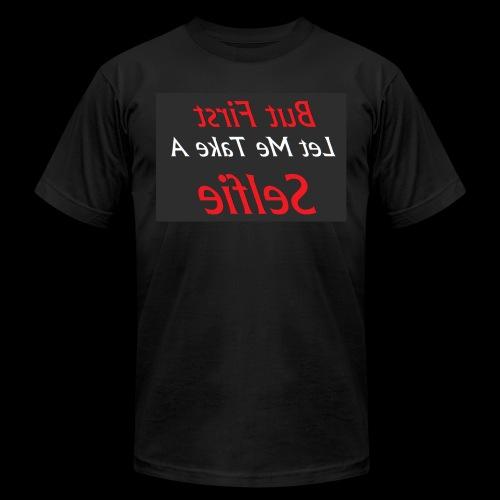 Let's Take Selfie - Men's Fine Jersey T-Shirt