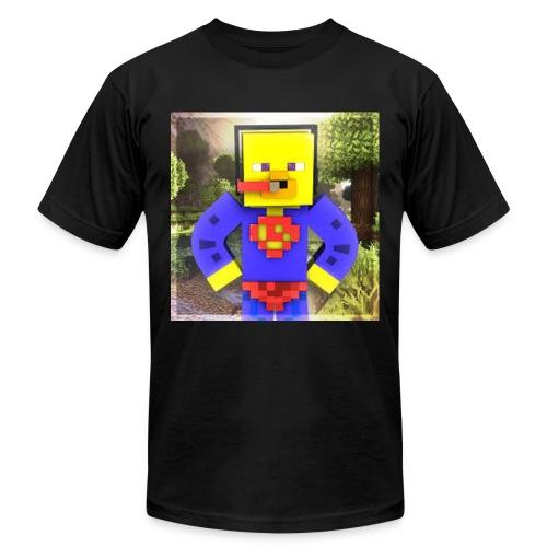 Captain Quack - Men's Fine Jersey T-Shirt