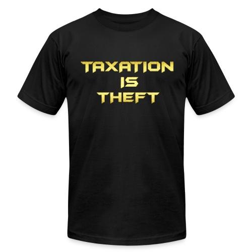 Golden Bills - Men's Fine Jersey T-Shirt
