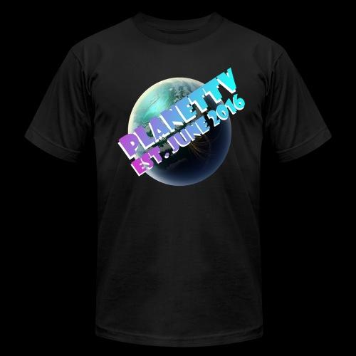 PlanetTV - Men's Fine Jersey T-Shirt