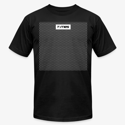 Times Supply Black and White - Men's  Jersey T-Shirt