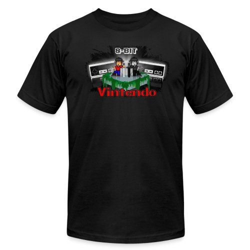 RPG Vintendo - Men's Fine Jersey T-Shirt