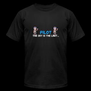 Pilot - Men's Fine Jersey T-Shirt