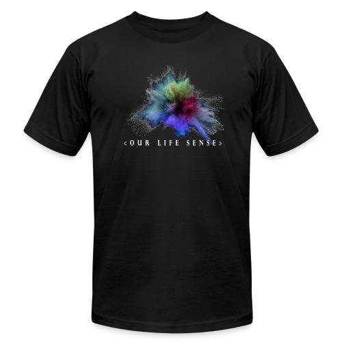 color splash - Men's Fine Jersey T-Shirt
