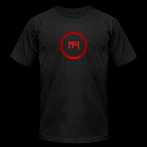 M4GAMINGYT - Men's Fine Jersey T-Shirt