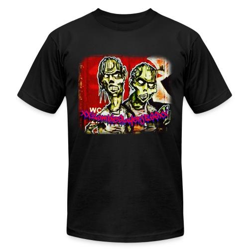xxZombieSlayerJESSxx - Men's Fine Jersey T-Shirt