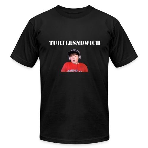 TurtleSndwich Design 1 - Men's Fine Jersey T-Shirt