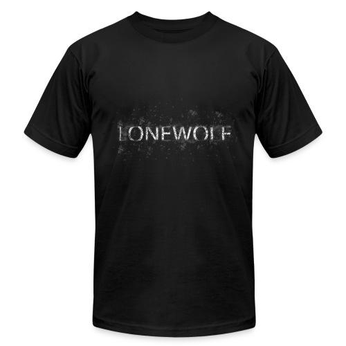 LoneWolf - Men's Fine Jersey T-Shirt