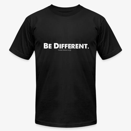Be Different // Forrest Stevens Official merch. - Men's Fine Jersey T-Shirt