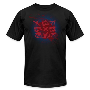 Tic Tac Toe - Men's Fine Jersey T-Shirt