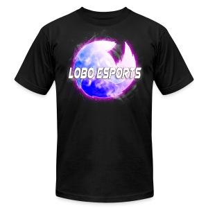 Lobo Esports - Men's Fine Jersey T-Shirt