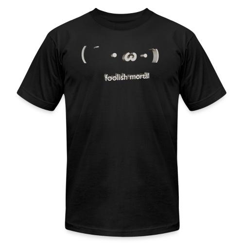 FOOLISH - Men's Fine Jersey T-Shirt