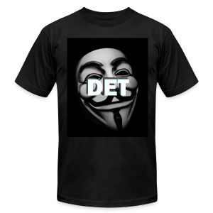 DET Companies Clothing - Men's Fine Jersey T-Shirt