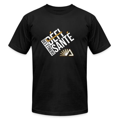 DEfi sante PLA1617 - Men's Fine Jersey T-Shirt