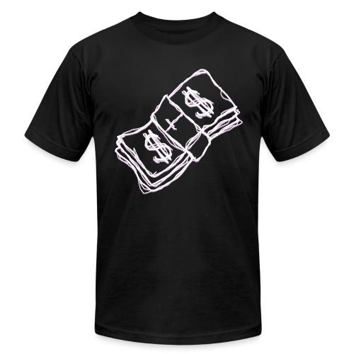 c a s h - Men's Fine Jersey T-Shirt